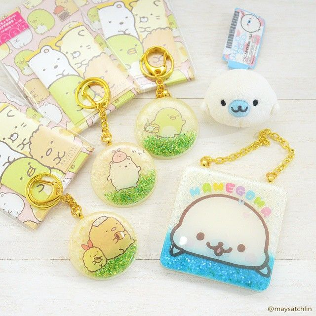 A BIG THANK YOU to all who participated in or simply liked my 10k giveaway post!! Am really touched by all the sweet comments  and the burst of emojis was such a cheery sight!!  Anyway... I've decided to include 3 more mini Sumikko Gurashi gift sets in addition to the main Mamegoma set  So CONGRATULATIONS to these 4 lovely people : @swtalohagurl (Mamegoma), @margaret_tatta (Tonkatsu), @jassiemoy (Penguin?) & @antsbento (Shirokuma)!!!  I shall DM you lovelies shortly to get your mailing…