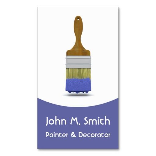 Painting And Decorating Business Card Zazzle Com Decorator Business Card Painter Business Card Decorative Painting,Wall Art Modern Dining Room Wall Decor