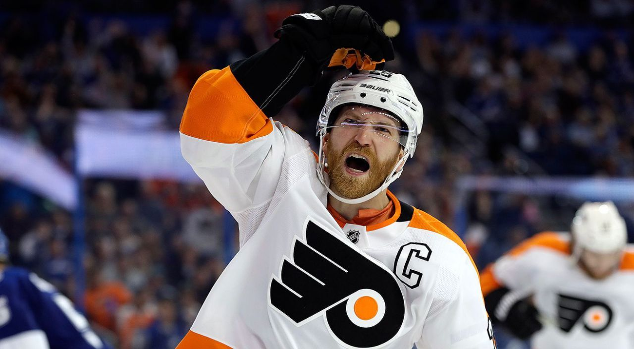 Flyers' home opener vs. Devils 1 of their 20 games to be