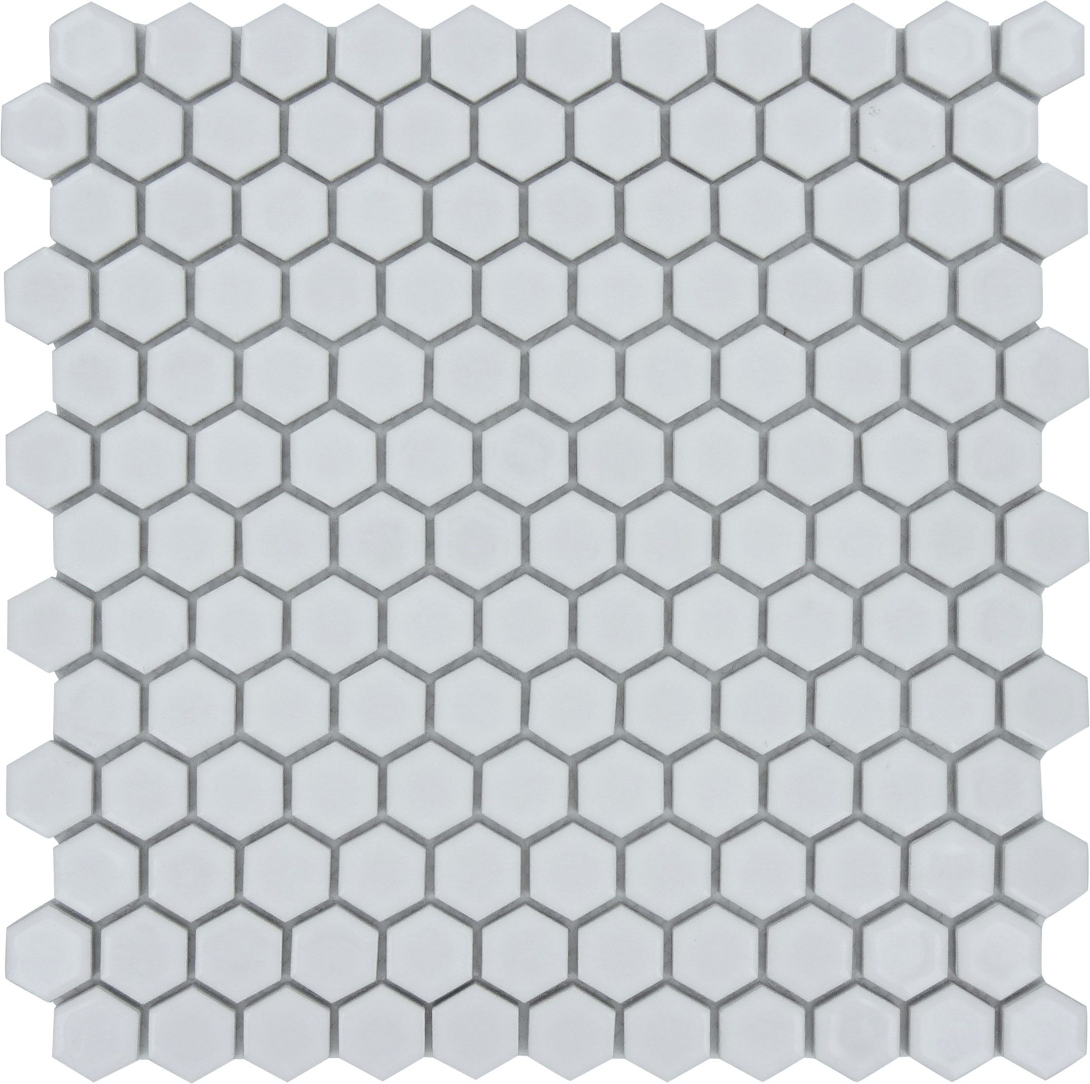 1 Hexagon Pattern Traditional Tile Portland By Pratt And Larson Ceramics Traditional Bathroom Tile Tile Bathroom Patterned Floor Tiles