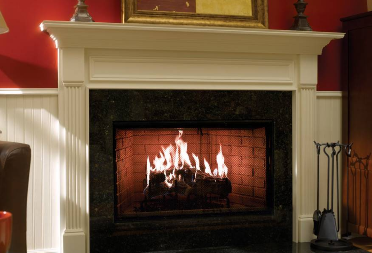 How To Operate A Fireplace Enjoy Blazing Wood Burning Fires With The Royal Hearth Series An