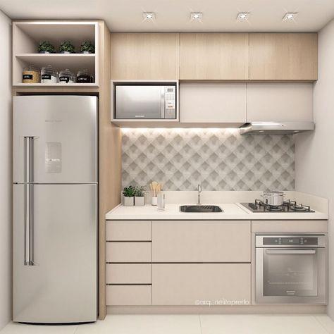 Plus de 25 petites idées de remodelage de cuisine qui conviennent parfaitement à votre cuisine
