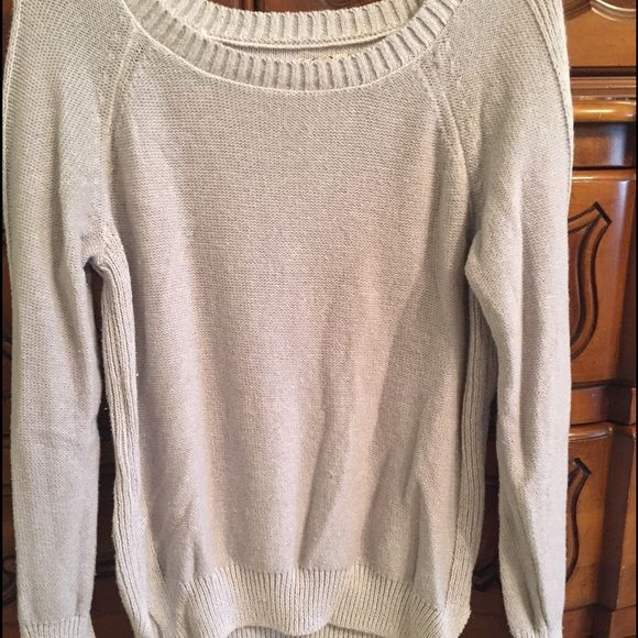 Sweater Comfy, light weight, worn once, from khols. SO Sweaters Crew & Scoop Necks
