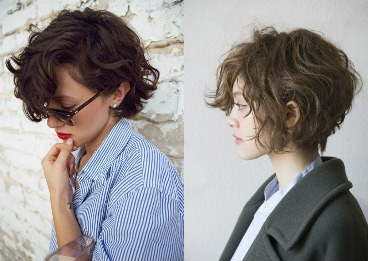 Simply Best Bob Hairstyles That You Should Know In 2020 Short Curly Bob Haircut Short Wavy Hair Curly Hair Styles