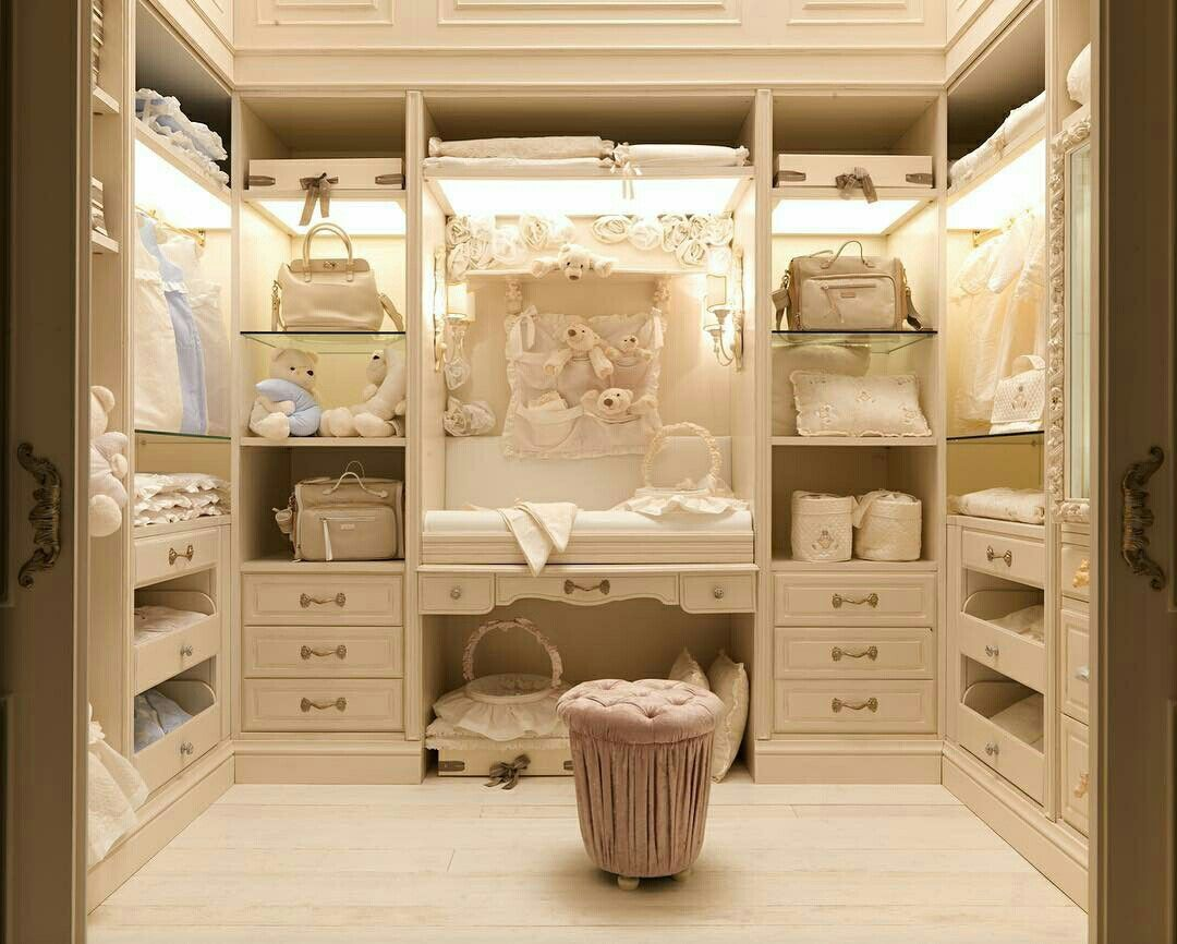 Discover Ideas About Baby Nursery Organization Perfect Walk In Closet