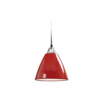 Double Insulated Small Red Metal Ceiling Pendant Light Red Pendant Light Small Pendant Lights Pendant Light