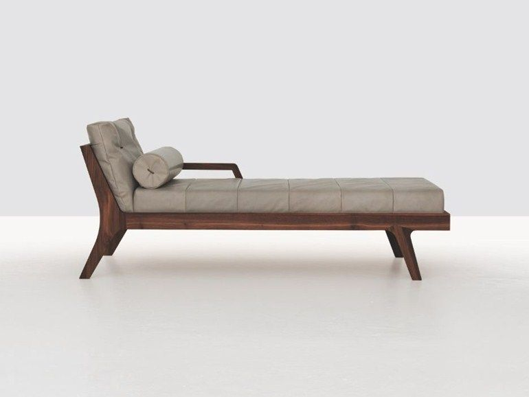 Wooden Day Bed Mellow Daybed Mellow Collection By Zeitraum Design Formstelle Daybed Design Furniture Sofa Design