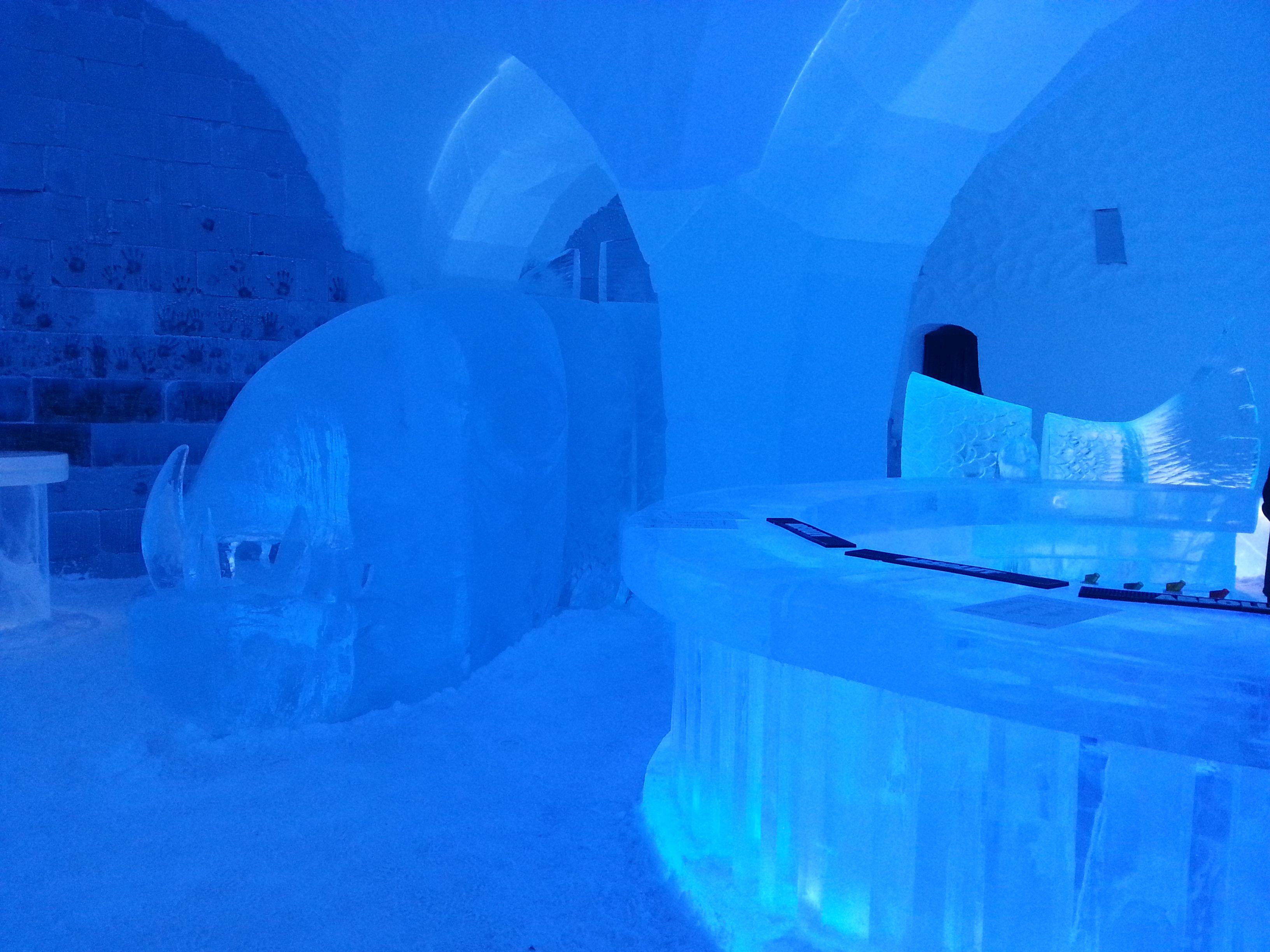 Ice Hotel Kiruna, Sweden | Amazing hotels | Pinterest