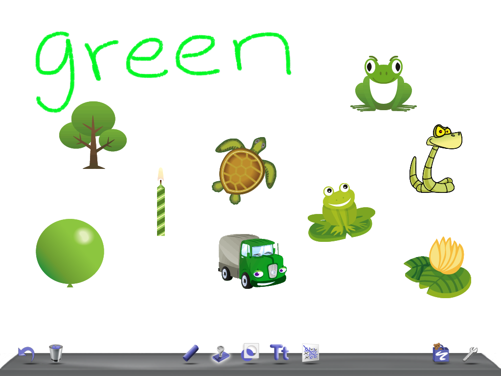 Ipad Apps For Pre K That Cover Skills Such As Color And
