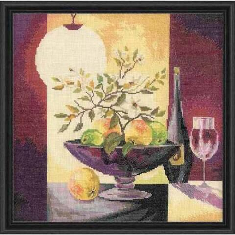 RTO Still Life Counted Cross-Stitch Kit Was: $29.99                     Now: $22.49