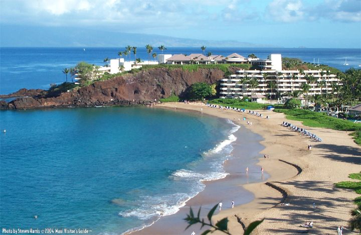 Black Rock Beach In Maui Hawaii I Ve Been There And Would Love To Go Back We Stayed At The Sheraton On Ka Nipali