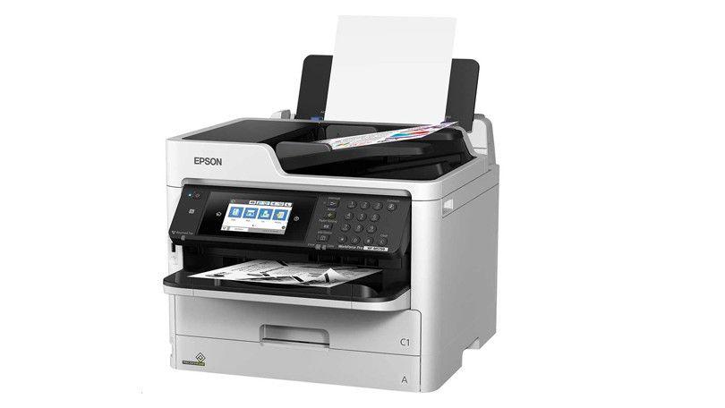 Epson Workforce Pro Wf M5799 Printer News Multifunction