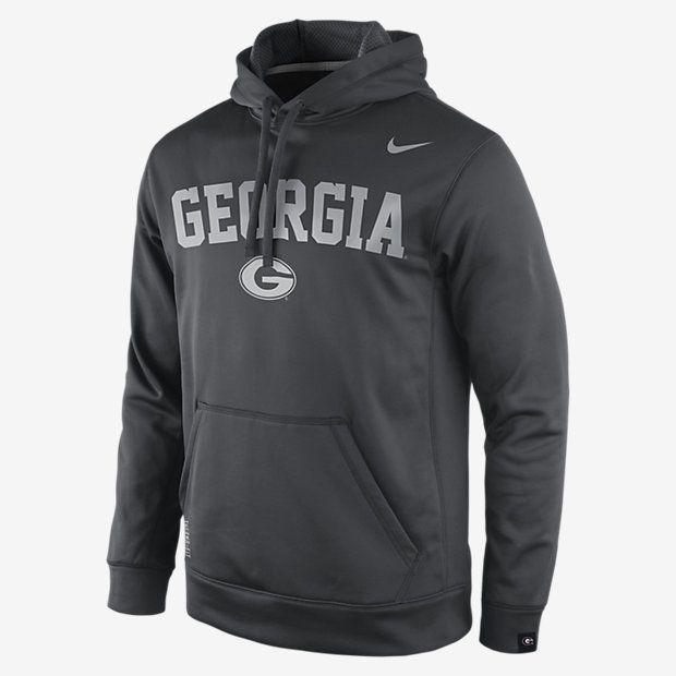 New Nike Platinum Pullover (Georgia) Men's Hoodie | Georgia | Fleece  hot sale