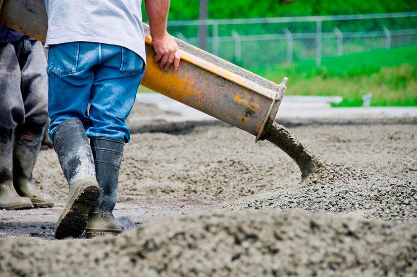 Весна бетон спрей бетон