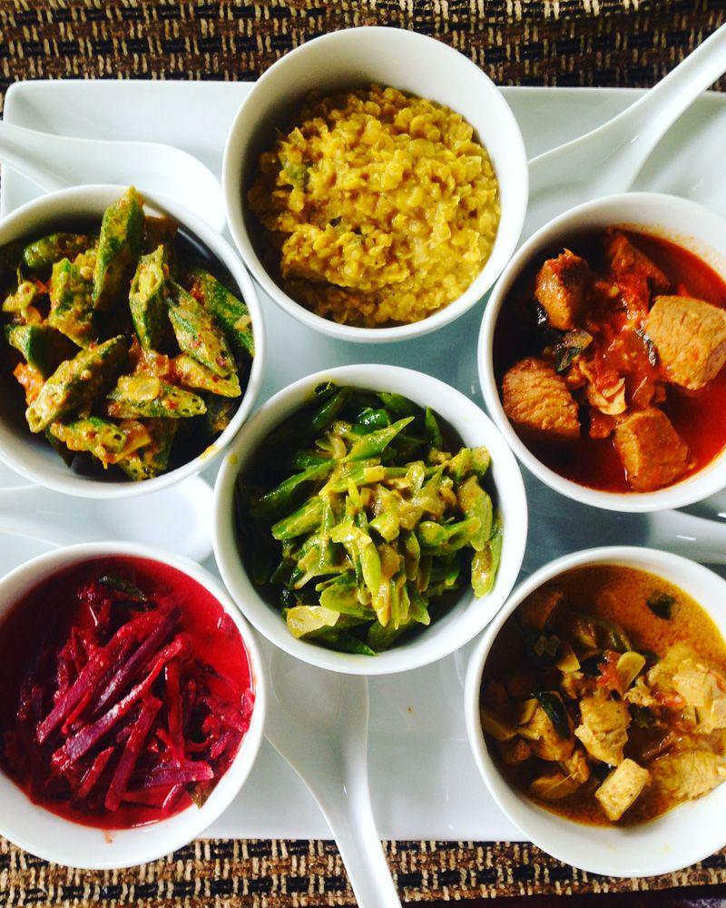 Sri Lanka's Tea Gardens, the Coast and Beetroot Curry