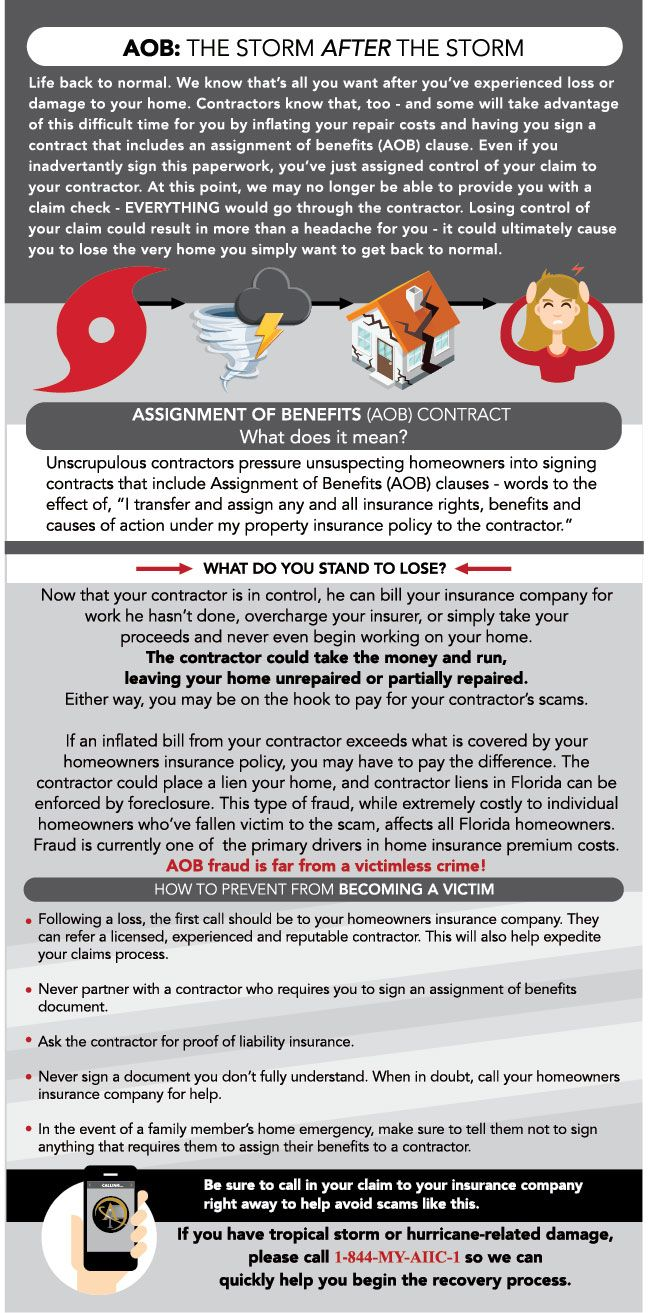If Your Home Sustained Damage Please Be Extremely Vigilant Of