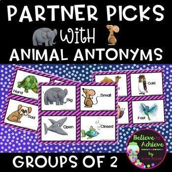 Antonym for partner