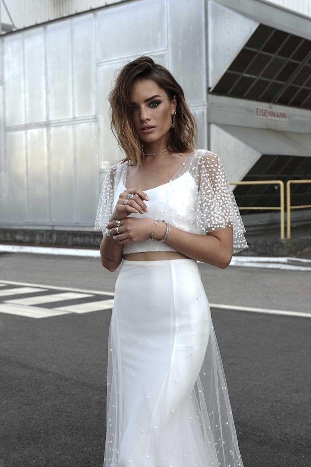 The Runaways: Rime Arodaky Wedding Dresses   OneFabDay.com