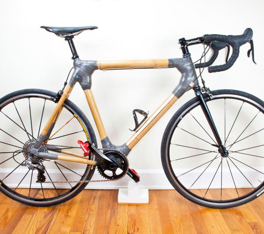 Bamboo bikes & a Better Community