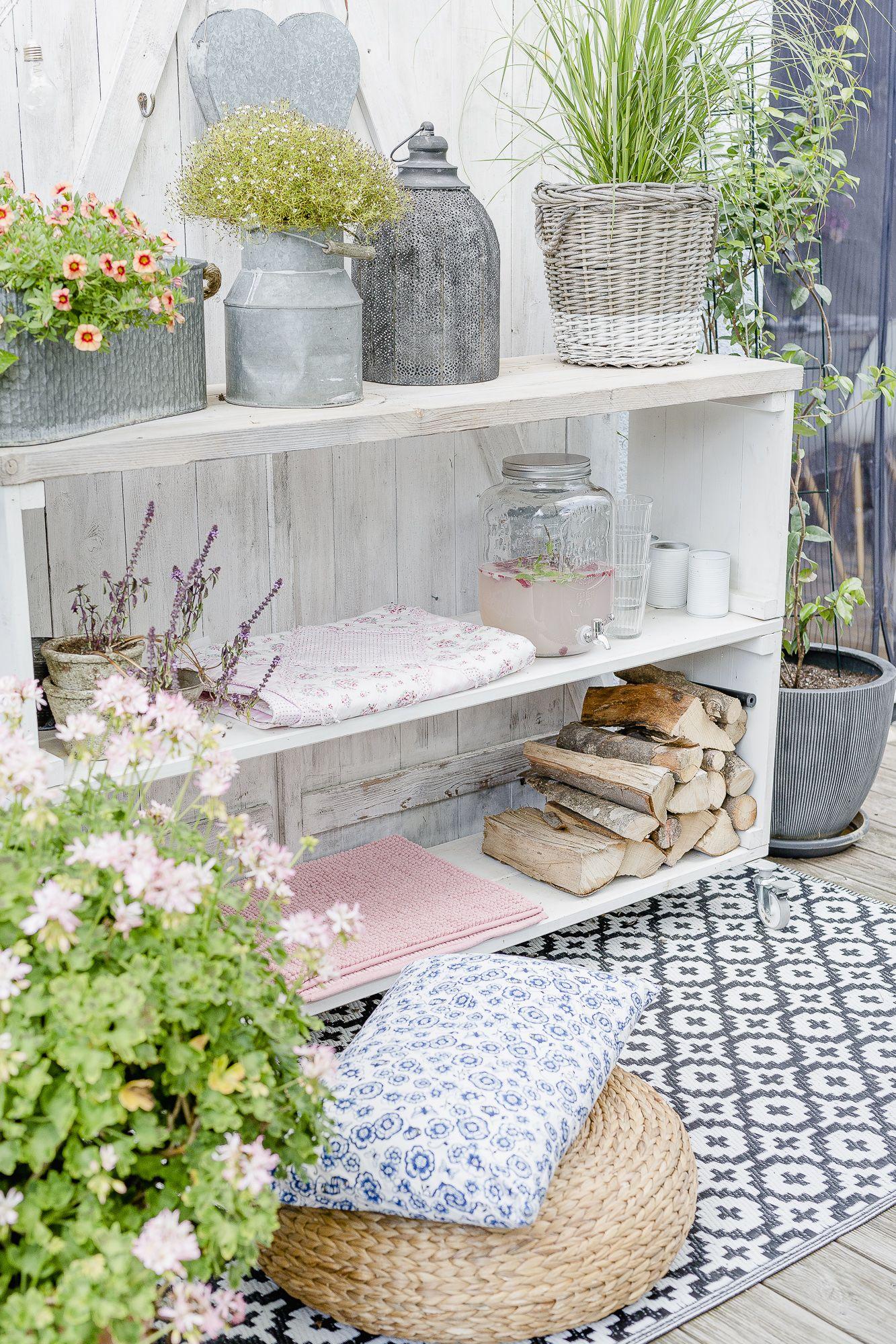 Spätsommer Impressionen oder mein Garten Ende August • Pomponetti