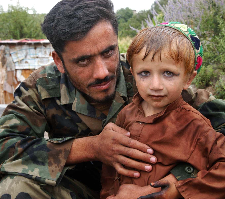 Afghan men homosexuality