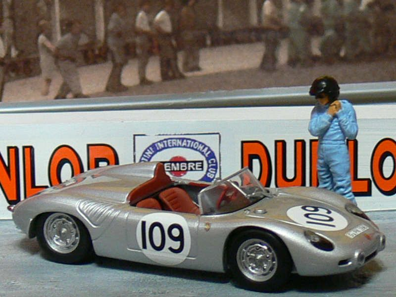 Porsche Racing 1950-1960\'s- Old Irish Racing Model Collection ...