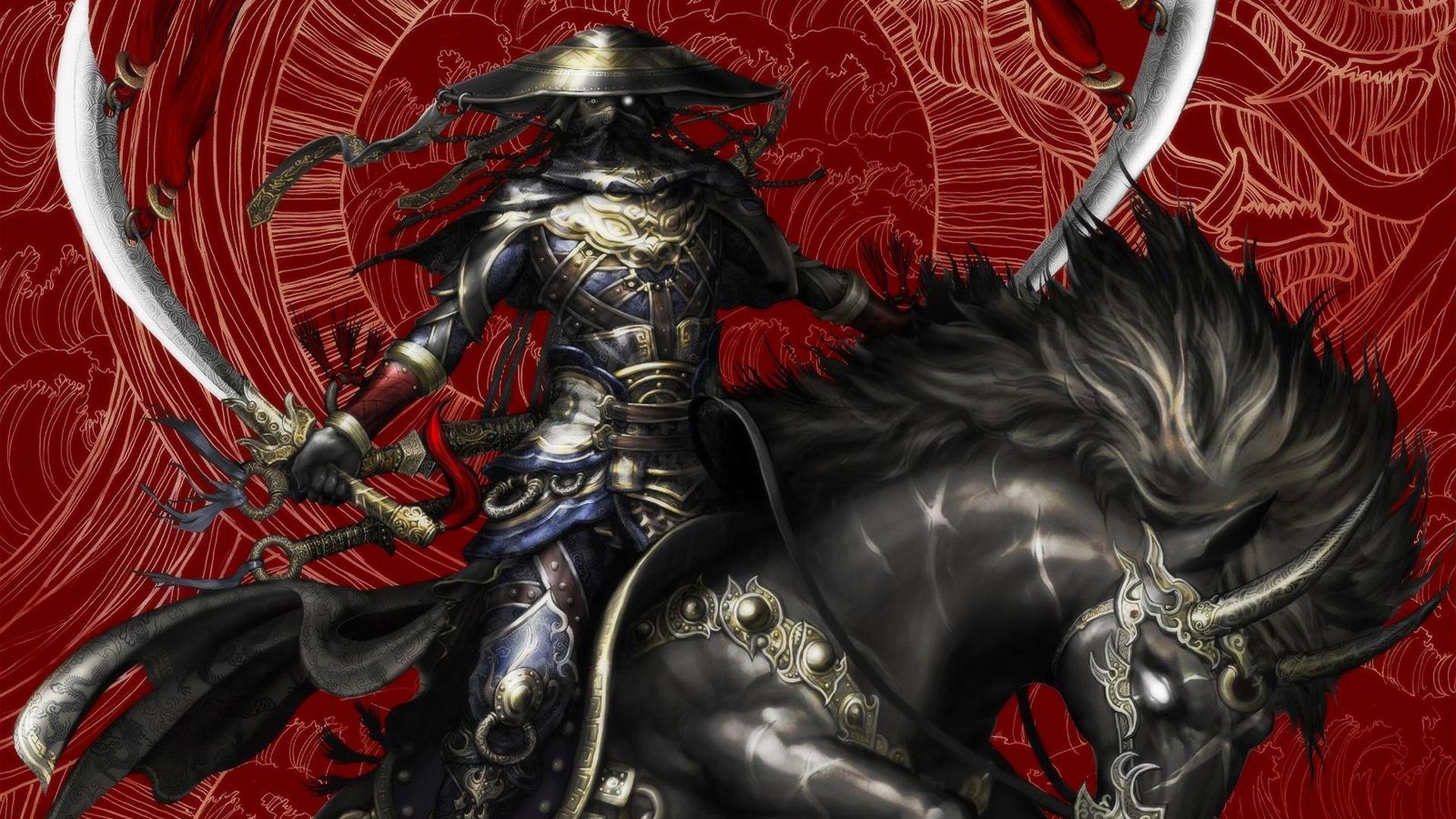 Samurai Armor Wallpaper Full HD HD Quality Resolution 1920x1080 px 1.43 MB