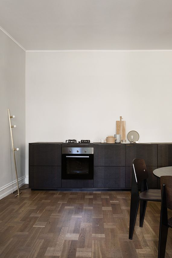 A stunning minimalistic Ikea kitchen hack | Küche