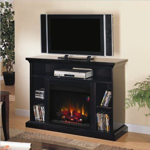 Classic Flame Beverly Electric Fireplace And Tv Stand In Espresso Amazon Home Kitchen Electric Fireplace Tv Stand Fireplace Tv Stand Electric Fireplace Entertainment Center