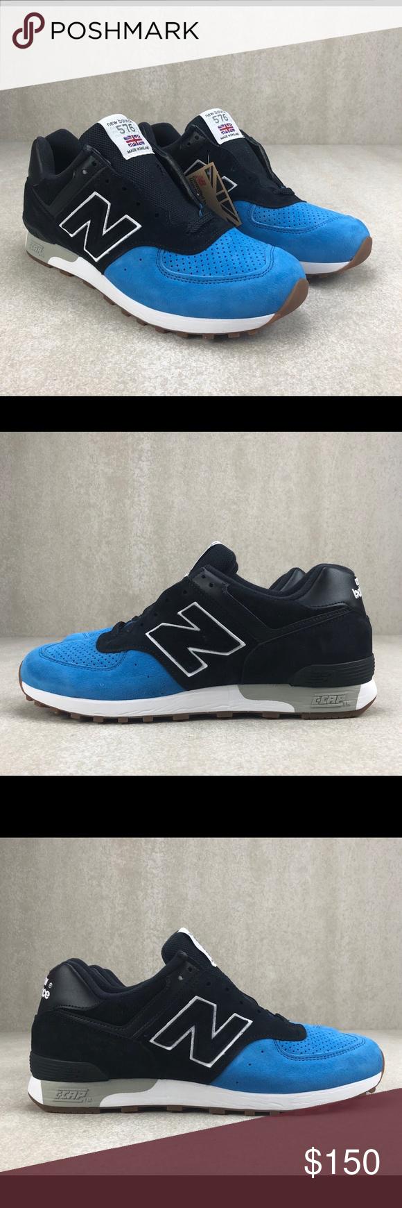 New Balance 567 Retro Shoes Blue Made in England   Retro shoes ...