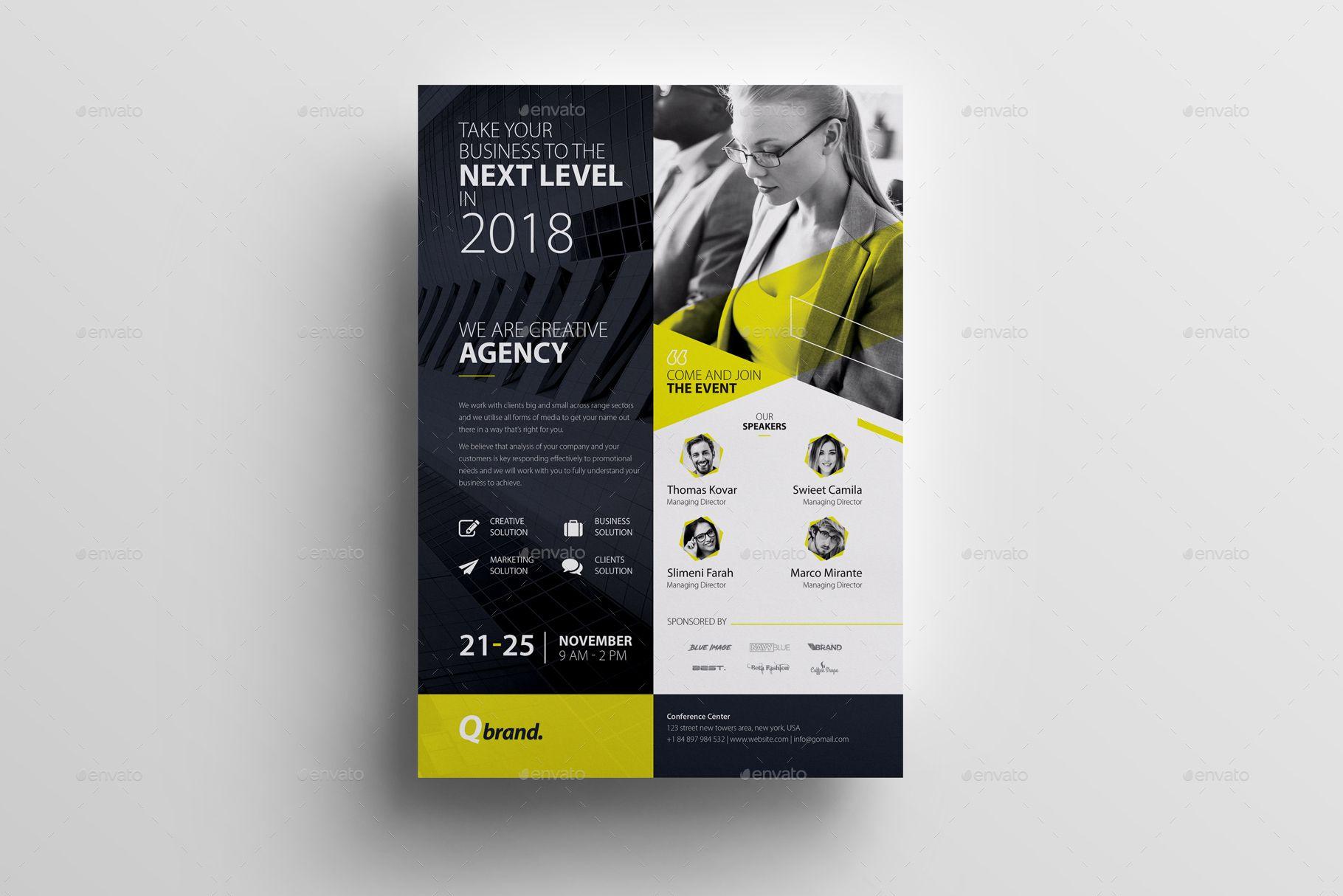 Creative Product Flyer Design