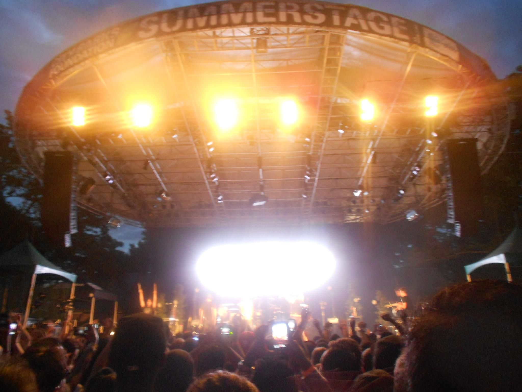 #childishgambino Concert at central park 2 weeks ago :)