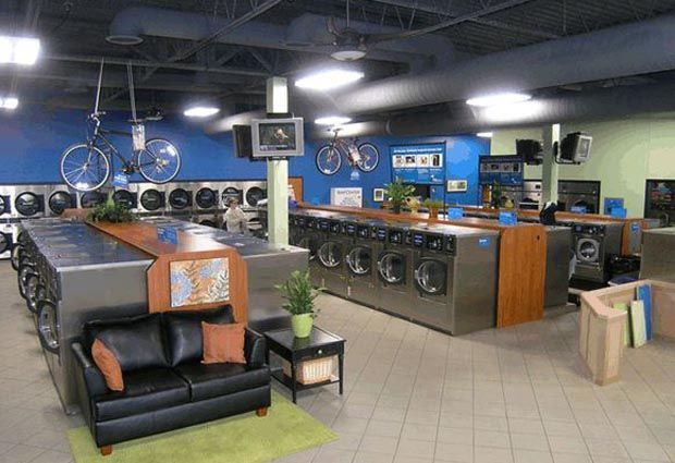 Click Here To Contact Our Coin Laundry Equipment Sales Department