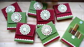 Socken, Perlen und Papier, das Anleitungsblog: Merci-Schokolade hübsch verpackt