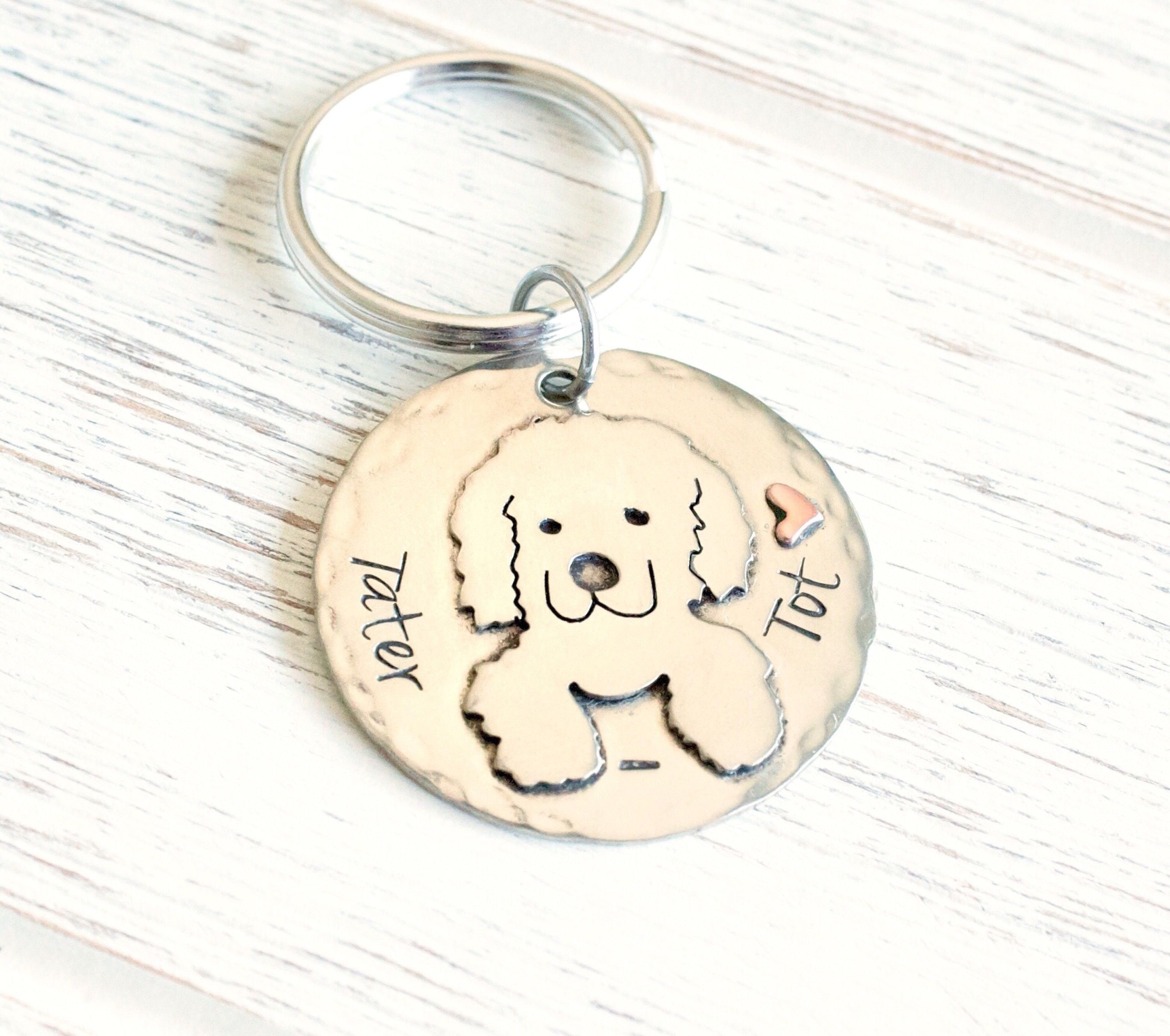 44 Hilarious Collar Tags For Pets Who Tend To Get Lost Cute Dog