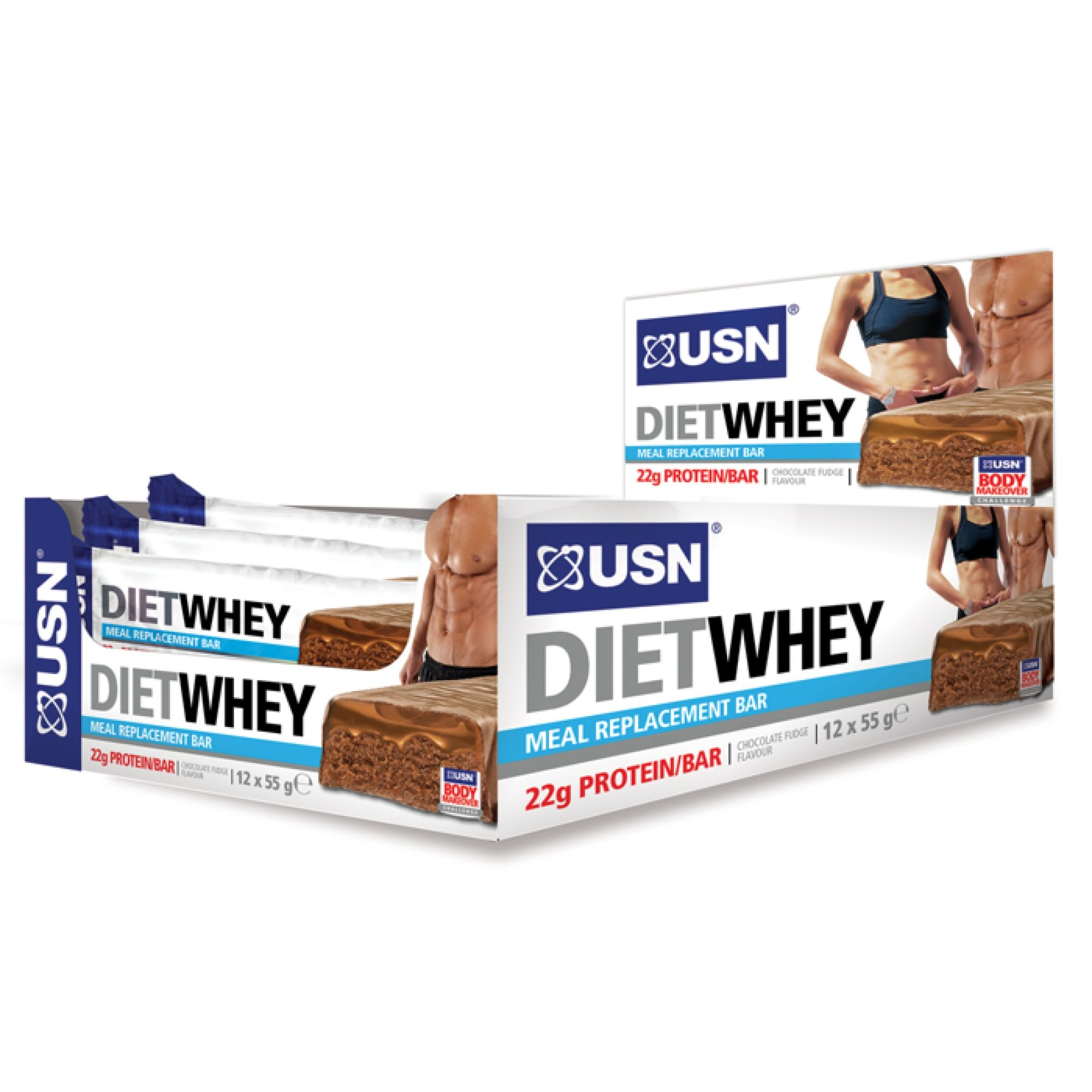 USN Diet Whey Meal Replacement Bar USN (Ultimate Sports