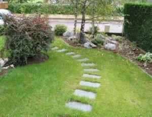 Pas japonais : comment poser des pas japonais dans son jardin