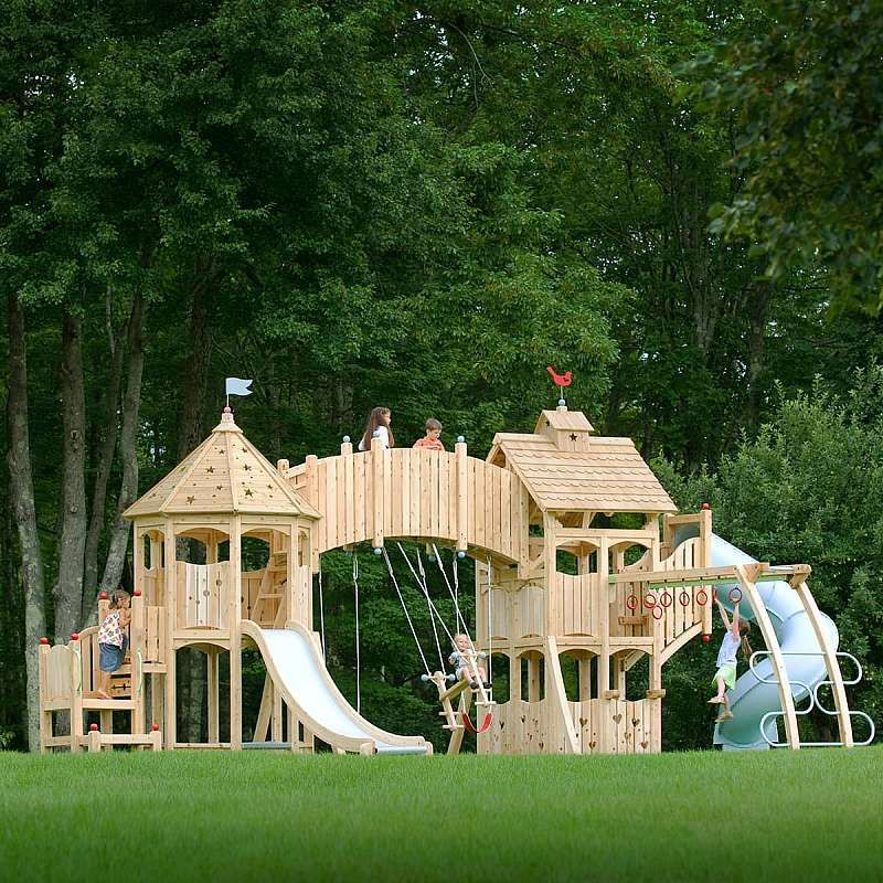 Swing Sets Playsets Playhouses Indoor Playsets And Playbeds