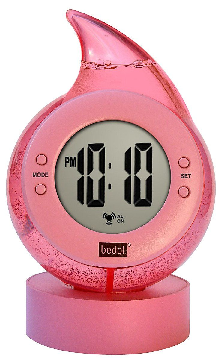 Eco Friendly Products For Teens To Buy Online, Earth Day 2012. Pink ClocksCool  ClocksCool Digital ClocksAlarm ...