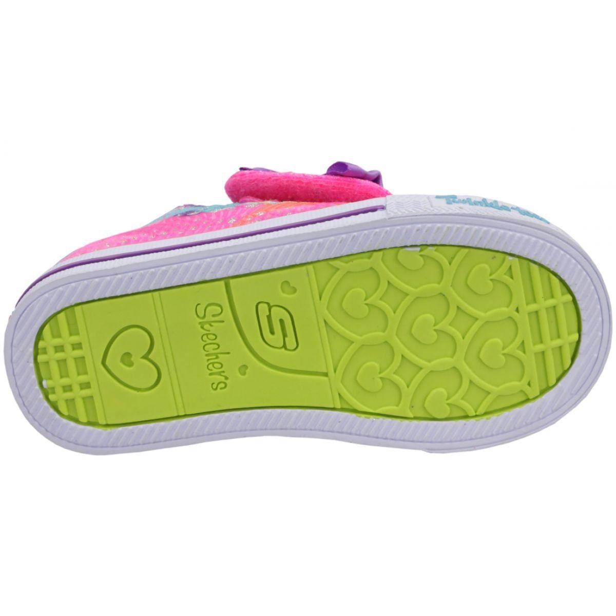 Buty Skechers Shuffles Jr 10834n Npmt Wielokolorowe Skechers Childrens Shoes Kid Shoes