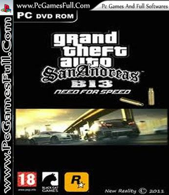 gta san andreas b13 pc