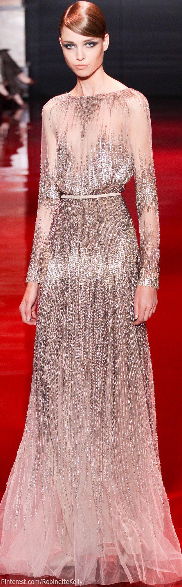 Elie Saab Haute Couture | F/W 2013 | Dresses | Pinterest ...
