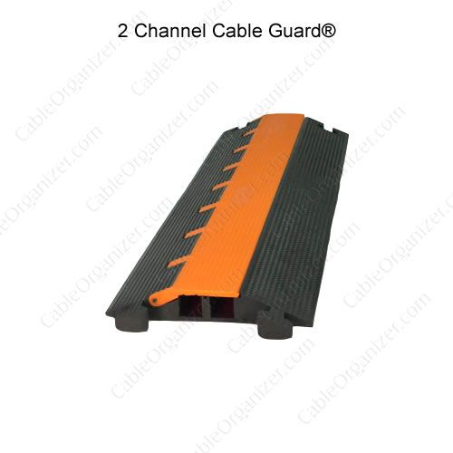 2 Channel Heavyduty Cable Guard Economical Top Quality Cord Protection Learn More At Cableorganizer Cord Cover Channel Cable