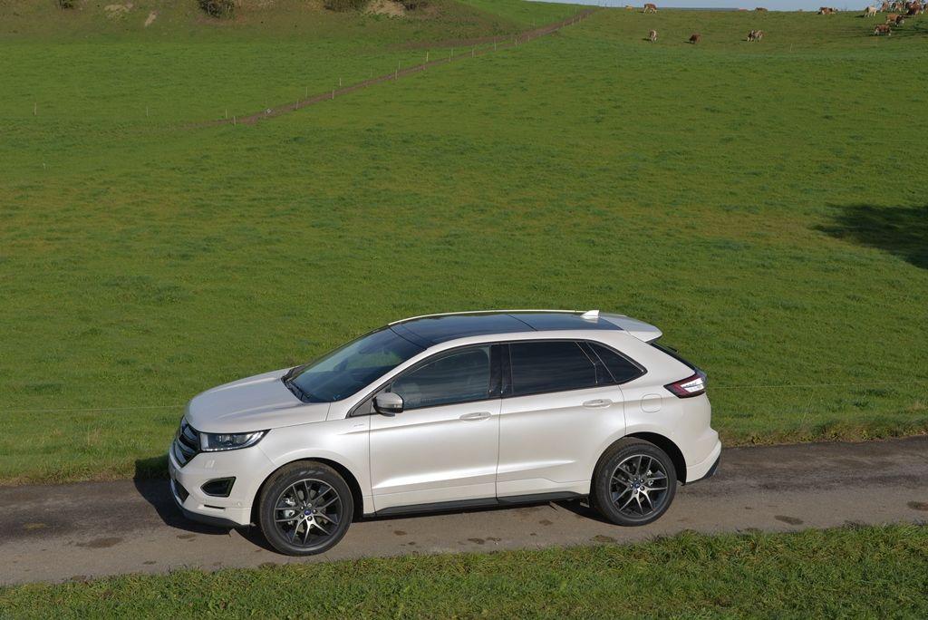 Test Ford Edge St Line Auto De Https Auto