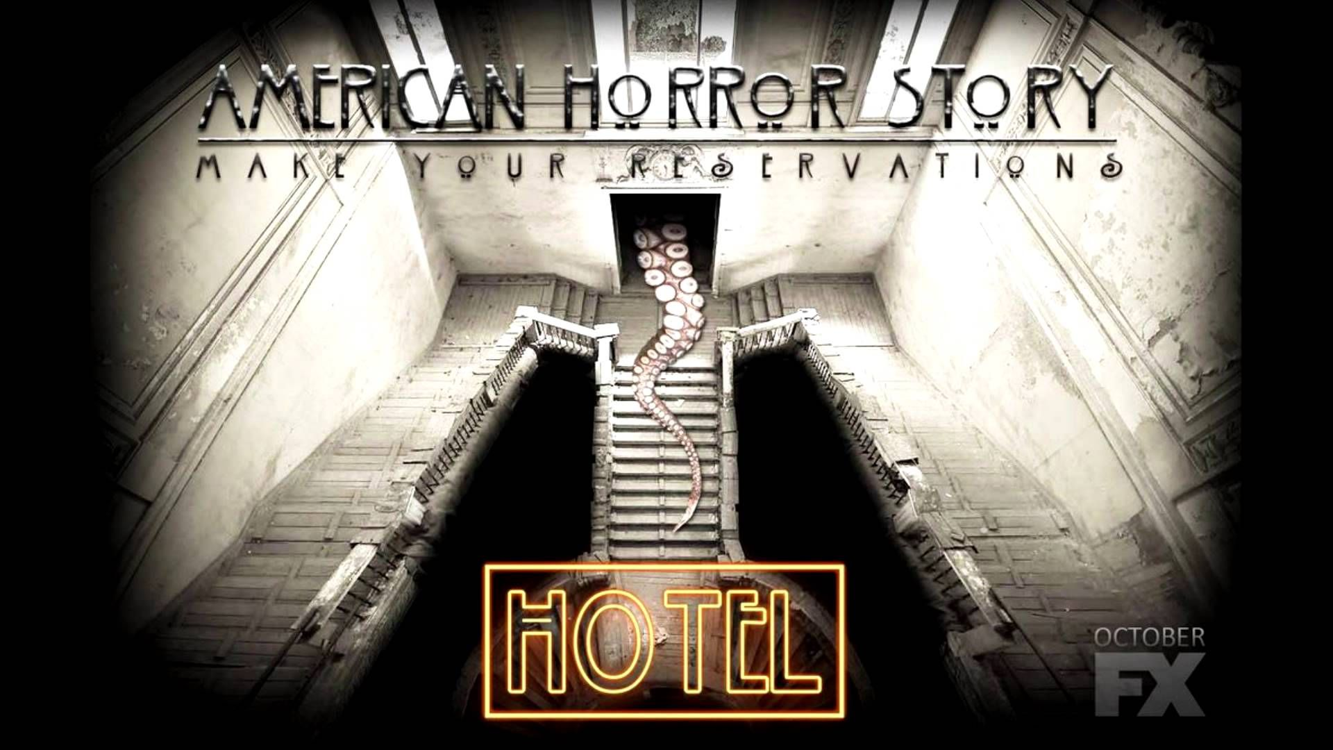 American Horror Story Hotel: Background Music (Low Quality