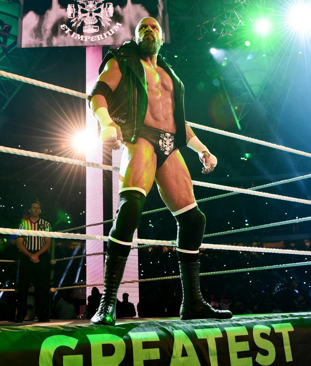 Triple H Triple H John Cena Pro Wrestling
