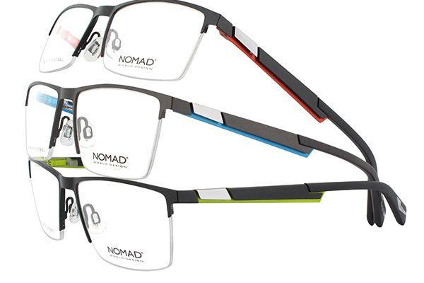 morel lunettes nomad prcision rigueur et confort - Morel Frames
