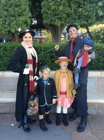 Arizona mom makes Halloween costumes a fun family tradition - halloween costume ideas for family