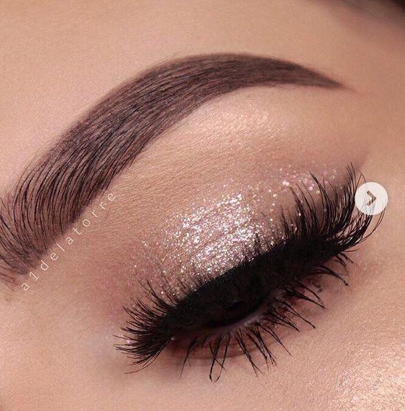 12 Lidschatten-Tutorials für braune Augen #makeupeyeshadow