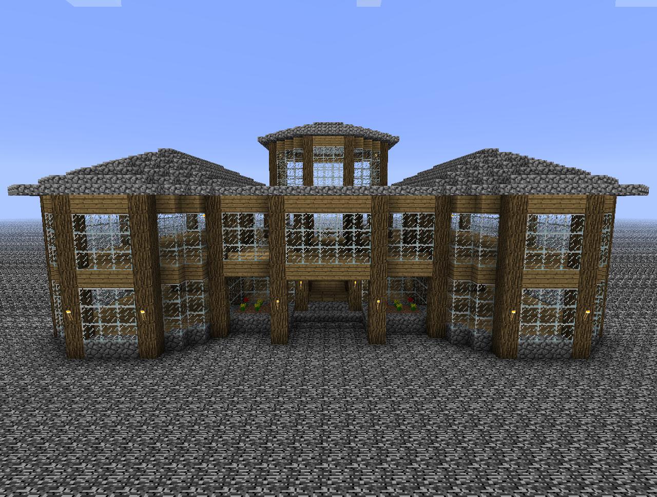 Phoenix Architecture 101 - Survival Mode - Minecraft ...